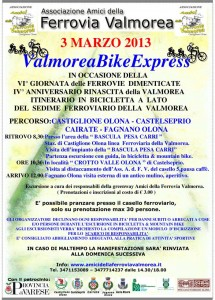 Valmorea Bike Express 2013