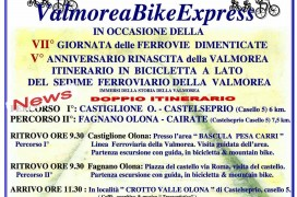 Valmorea Bike Express 2014