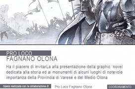 "Graphic novel ""Cronache del Seprio"""