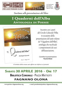 I Quaderni dell'Alba – sesto volume