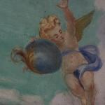 angelo con il cappello di San Martino