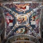 La stupenda cupula del Santuario