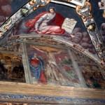 Crocifissione di Gesù (particolare della cupola)