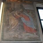 L'abbraccio tra la Vergine e Maria Maddalena