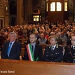 autorità civili e il presidente ANFCDG Cattaneo