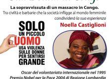 """""""Una Donna in Congo"""" il 17/11"""