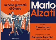 """""""La bella gioventù di Olonia"""" di M.Alzati"""