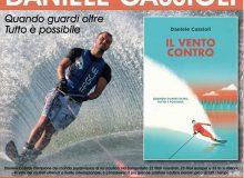 """""""Il vento contro"""", libro del campione paralimpico Daniele Cassioli"""