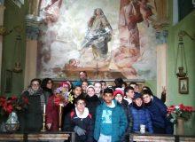 Tesori nascosti al Castellazzo: affresco di Biagio Bellotti e la chiesa dell'Immacolata Concezione