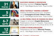 """Rassegna """"Il Mese della Cultura"""" 2019"""