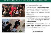"""""""In…canto a Fagnano"""", Tre spettacoli tra musica e teatro – 14/4"""
