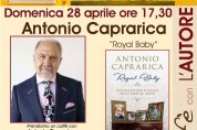 """Antonio Caprarica presenta """"Royal Baby"""""""