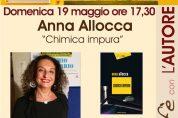 Chimica Impura, il nuovo libro di Anna Alloca