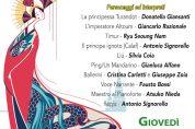 """""""Turandot"""" al Castello Visconteo il 4/7"""