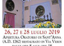 Festa di Sant'Anna 2019