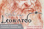 """Esposizione """"Leonardo: la mia acqua"""" – fino a 1/12"""
