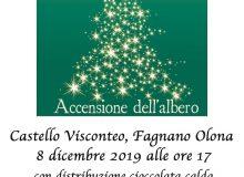 Accensione Albero in Castello 8/12