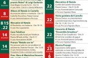 Natale a Fagnano 2019 – calendario eventi
