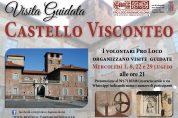 Visite guidate al Castello Visconteo i mercoledì sera di luglio